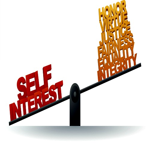 Self Interest