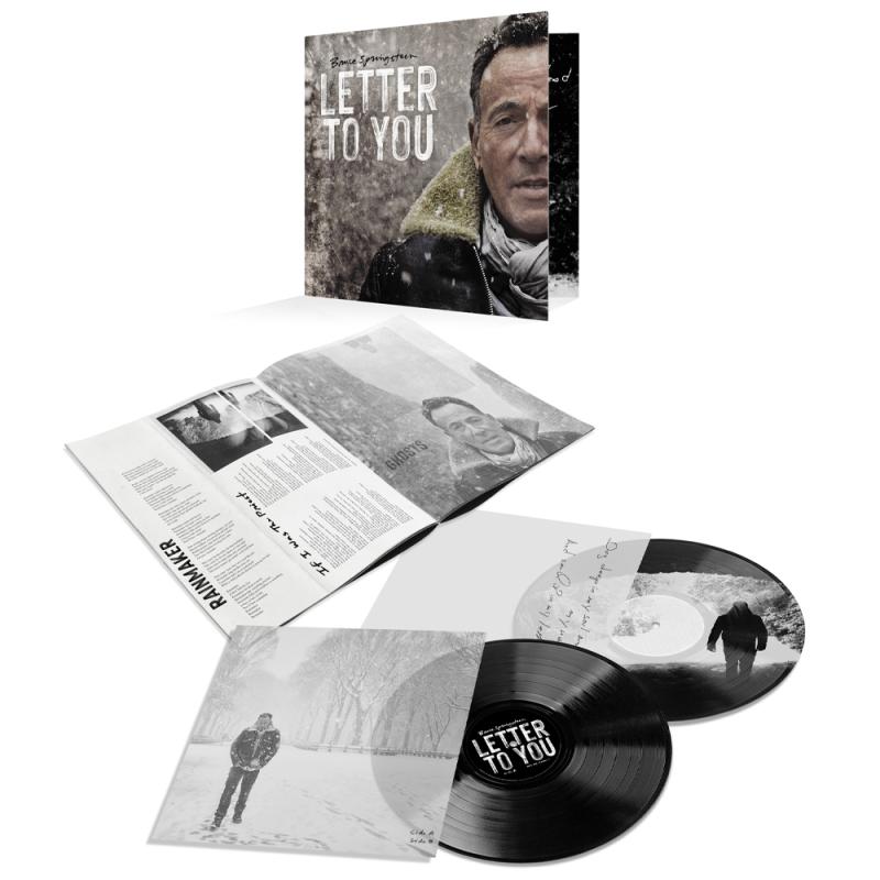 Springsteen Letter To You vinyl