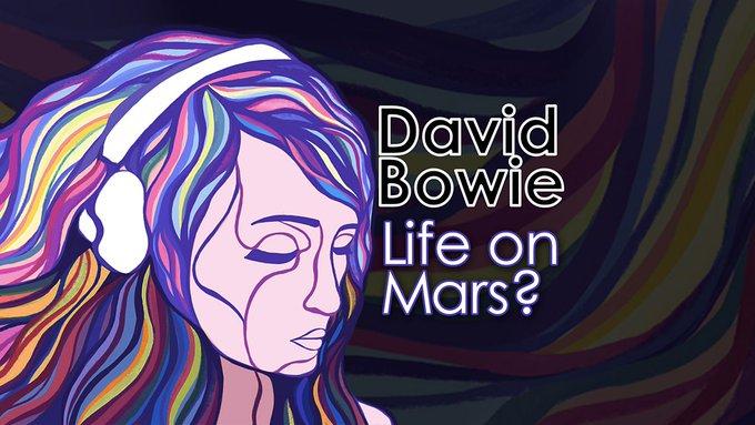 Bowie Lfe On Mars