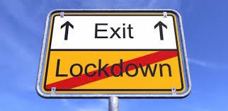 Exit lockdown