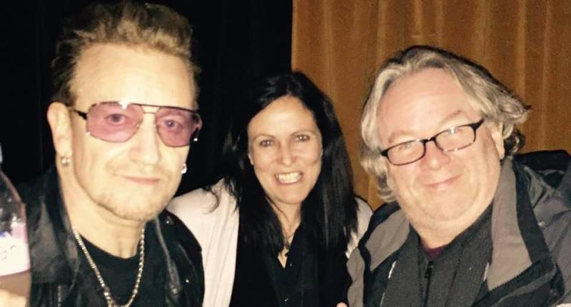 Us and Bono