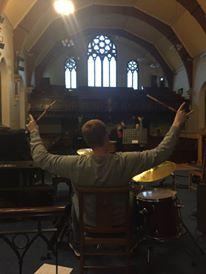 Matthew Fitch drums