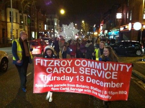 Fitzroy Community carol