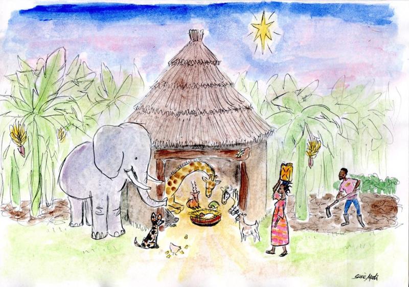 African Nativity