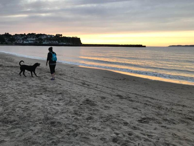 Jani and Jed Beach