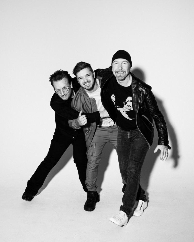 U2 and Garritz