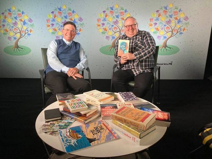 Stocki and Marty Book Week