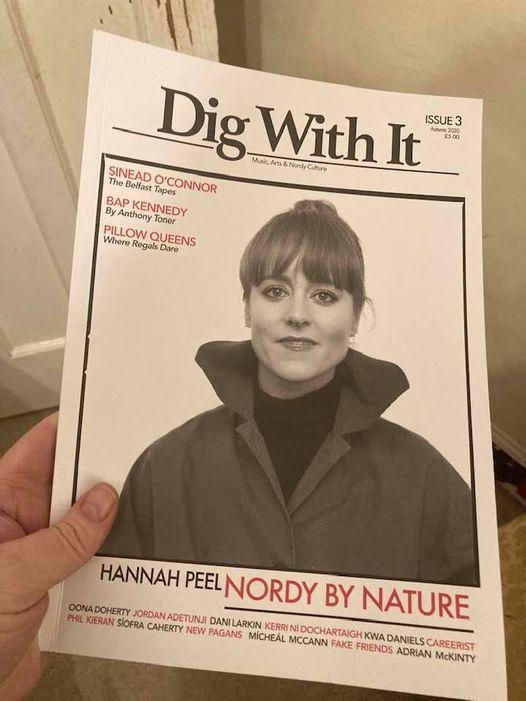 Hannah Cover