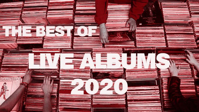 BEST LIVE ALBUMS 2020