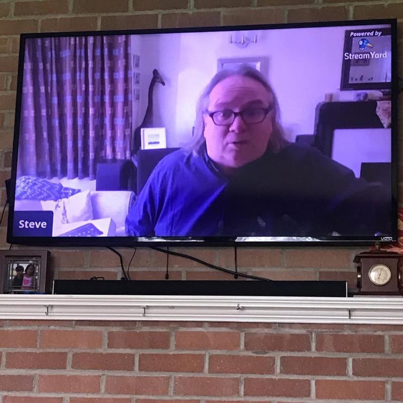 Stocki in Ho's TV
