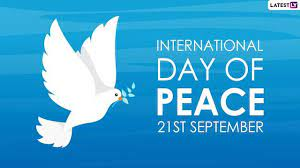 Peace day 21